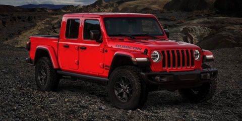Jeep Gladiator: Limited-run Launch Edition sold out in 24 hours