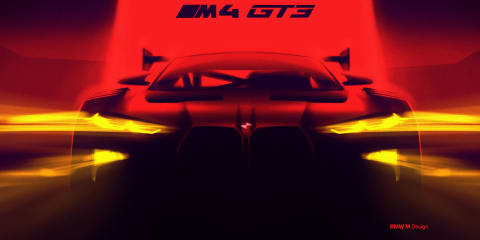 2021 BMW M4 coupe spied, GT3 teased