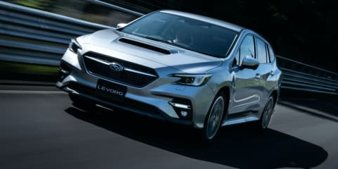 2021 Subaru Levorg revealed, Australian debut confirmed