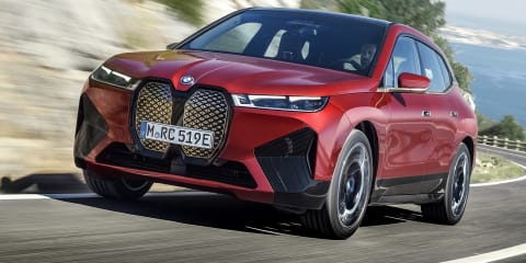 2021 BMW iX electric SUV revealed, Australian launch confirmed –UPDATE: BMW bites back at criticism