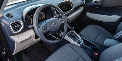 2020 Hyundai Venue city SUV unveiled: Australian launch due this year
