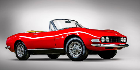 Cars you didn't know you want: Fiat Dino Spider