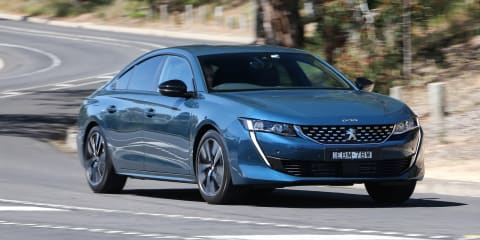 2020 Peugeot 508 GT Fastback review