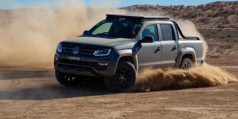 Volkswagen Amarok and Ford Ranger likely to miss out on electrification