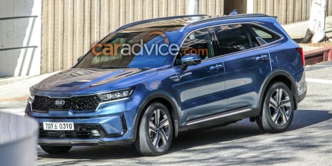 2021 Kia Sorento powertrain details revealed – report