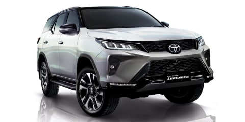New 2021 Toyota Fortuner gets a makeover and more power, due in August