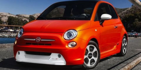 "Fiat 500e: Sergio Marchionne says ""I hope you don't buy it"""