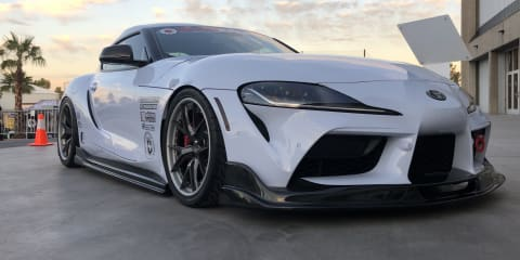 The Toyota Supras of SEMA 2019