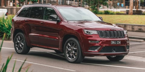 2020 Jeep Grand Cherokee S-Limited V8