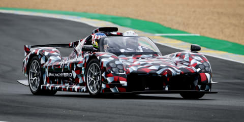 Video: Toyota GR Super Sport hypercar shown at Le Mans – UPDATE: January 15 unveiling confirmed