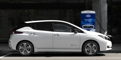 Price parity between electric and internal combustion cars predicted by 2024 - Nissan