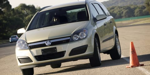 2009 Holden Astra Hatch, Wagon, VXR Takata recall expanded