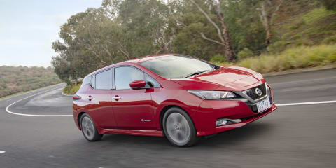 2019 Nissan Leaf review: Australian first drive