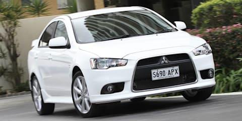 Mitsubishi Lancer: next-generation model delayed until 2014