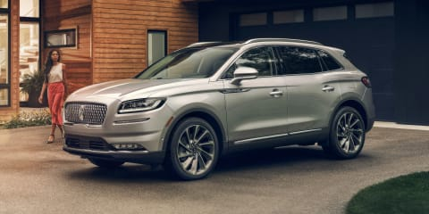 2021 Lincoln Nautilus facelift unveiled for the US