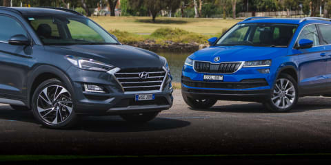 Hyundai Tucson: Review, Specification, Price | CarAdvice