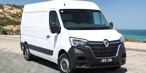 Drive-away deals on vans ahead of EOFY