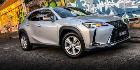 REVIEW: Can the 2019 Lexus UX challenge the X1, GLA, Q3?