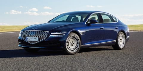 2021 Genesis G80 price and specs: Diesel option added from $87,900 before on-road costs