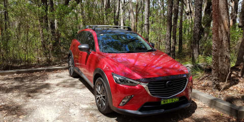 2016 Mazda CX-3 S Touring (FWD) review