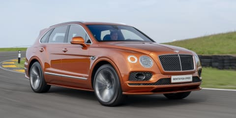 Bigger Bentley Bentayga SUV – and a facelift – on the way