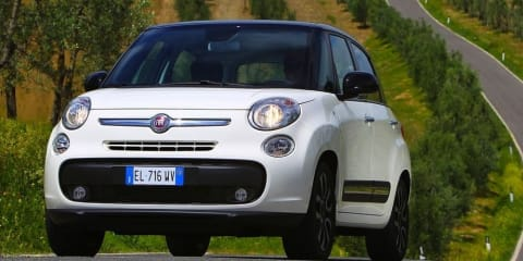 Fiat 500L gains two-cylinder TwinAir, 1.6 MultiJet diesel engines