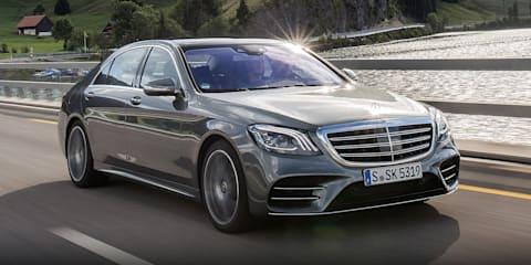 2018 Mercedes-Benz S-Class First Look