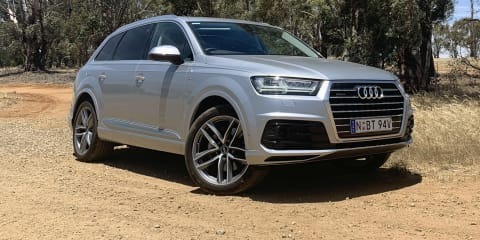 2019 Audi Q7 50TDI long-term review: Country road trip