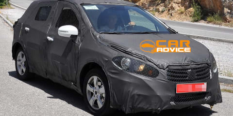 Suzuki SX4: first look at new small hatch