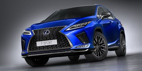 2020 Lexus RX pricing and specs: More tech, revised ride, sharper entry