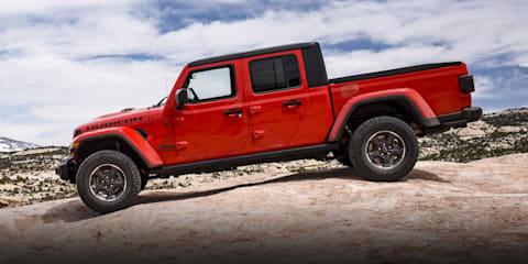 REVIEW: 2020 Jeep Gladiator Rubicon ute