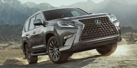 2020 Lexus GX facelift unveiled