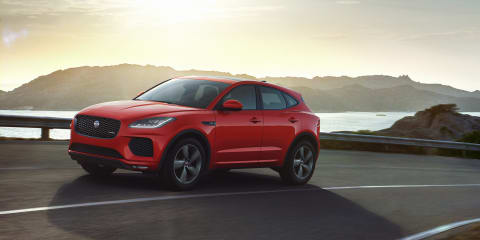 Jaguar E-Pace Chequered Flag revealed, confirmed for Oz - UPDATE