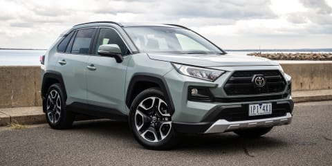 2019 Toyota RAV4 Edge petrol auto review