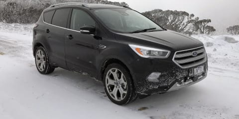 2016 Ford Escape Titanium (AWD) review