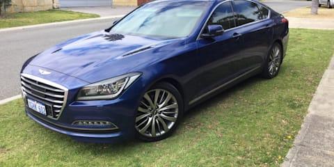 2014 Hyundai Genesis (Ultimate Pack) review