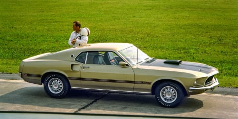The legend of Ford's Mustang Mach 1