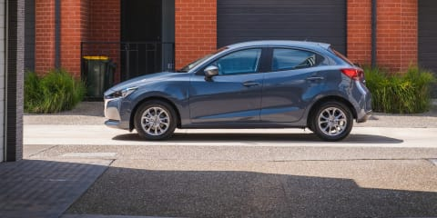 2020 Mazda 2 review: G15 Pure auto