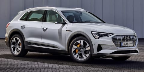 2020 Audi e-tron 50 unveiled - UPDATED