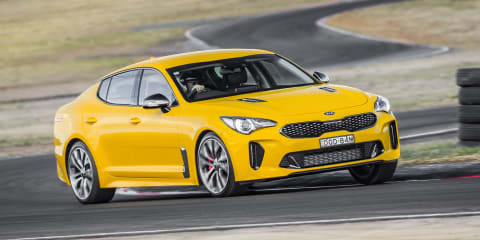 Next generation Kia Stinger under a cloud – report