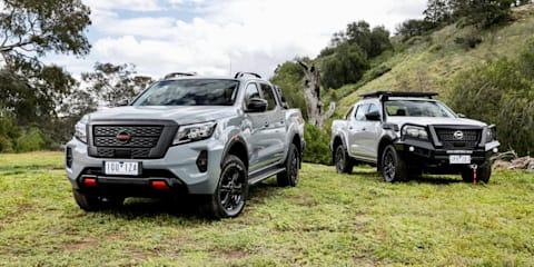Next Mitsubishi Triton and Nissan Navara utes might have significant mechanical differences: Nissan