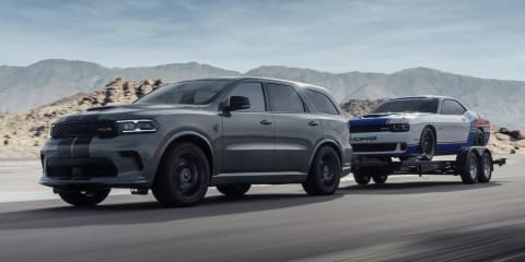 Dodge reveals 2021 Durango SRT Hellcat, the world's most powerful SUV
