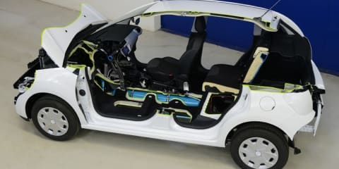 Citroen C3 Hybrid Air: first details of sub-3.0L/100km city car