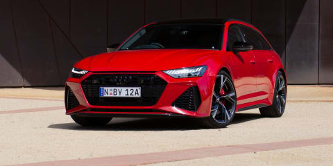 2020 Audi RS 6 Avant review
