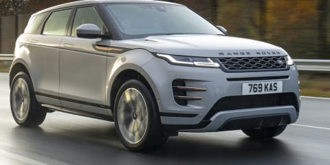 2019-2021 Range Rover Evoque recalled with upholstery fire hazard