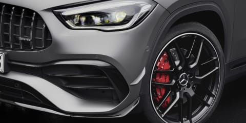 2020 Mercedes-AMG GLA45 S revealed