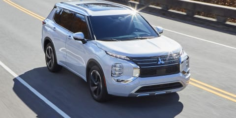 2022 Mitsubishi Outlander revealed, Australian timing confirmed