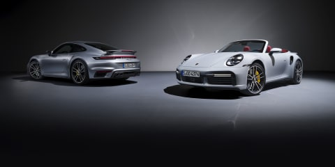 2020 Porsche 911 Turbo S revealed: Australian debut later this year