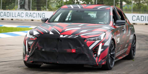 2021 Cadillac CT4-V, CT5-V Blackwing: Everything we know