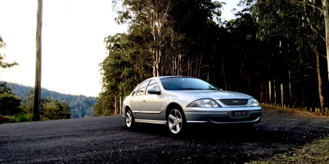 2002 Ford Falcon SR review Review